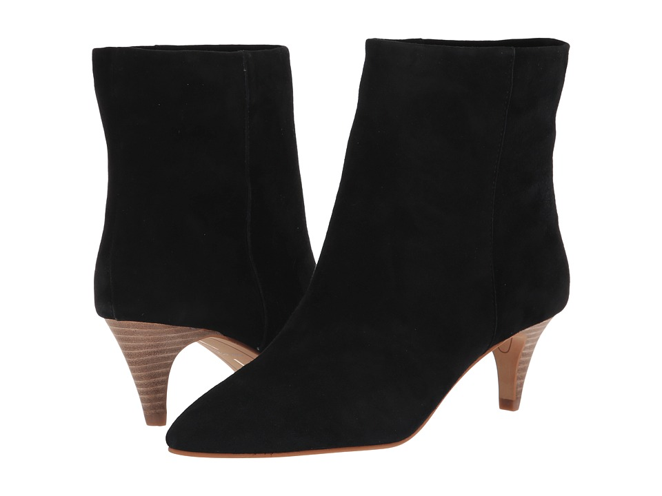 Dolce Vita Deedee (Onyx Suede) Women's Shoes