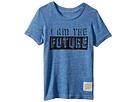 The Original Retro Brand Kids I Am The Future Short Sleeve Tri-Blend Tee (Little Kids/Big Kids)