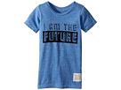The Original Retro Brand Kids I Am The Future Short Sleeve Tri-Blend Tee (Toddler)