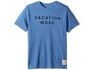 The Original Retro Brand Kids Vacation Mode Short Sleeve Tri-Blend Tee (Big Kids)