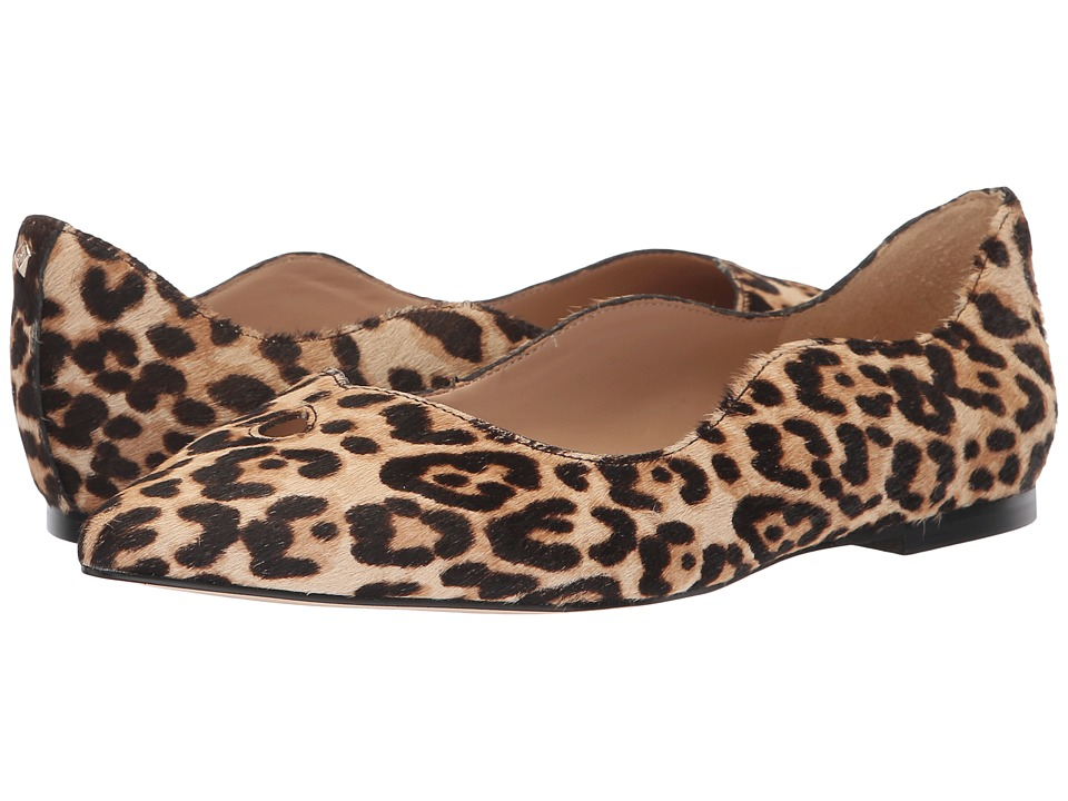 Sam Edelman Rosalie (Sand Jungle Leopard Brahma Hair) Women's Shoes
