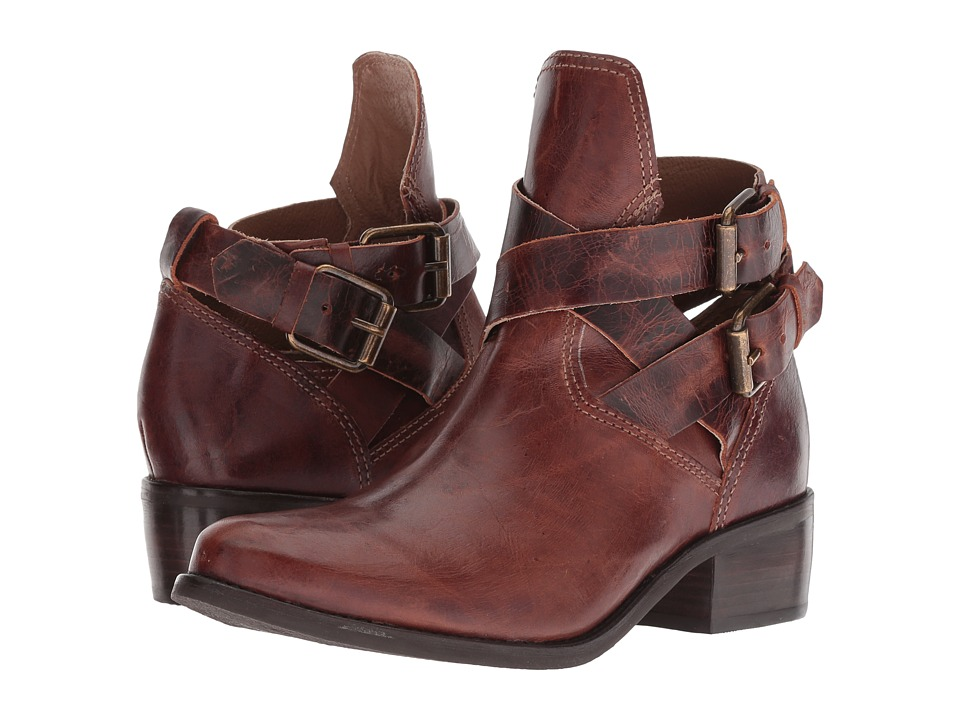 Matisse Raider Boot (Cognac Leather)