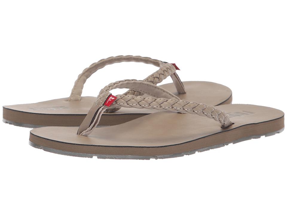 Flojos Harper (Stone) Sandals