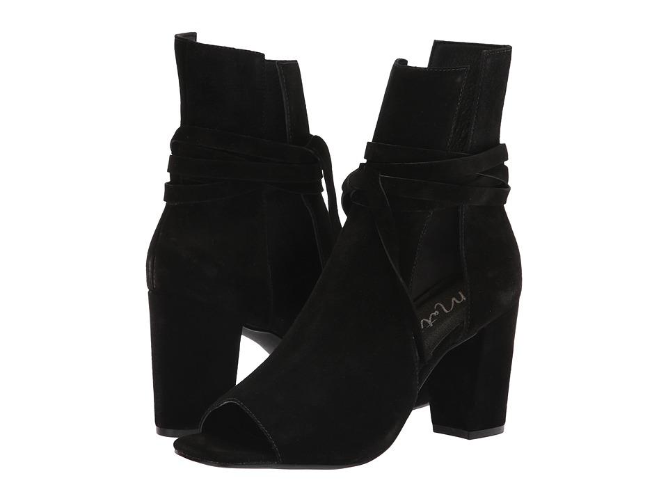 Matisse Rewind Heel (Black Suede) 1-2 inch heel Shoes