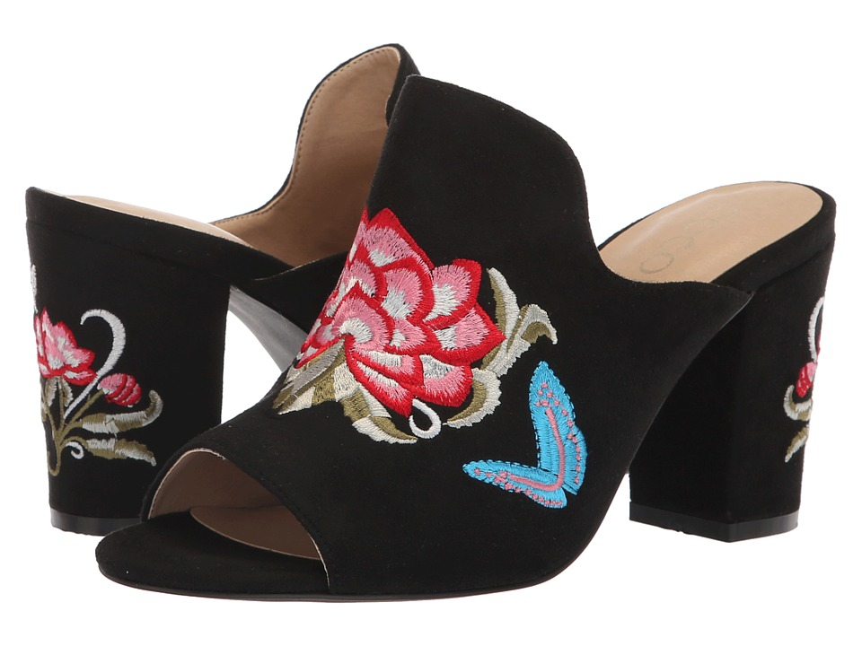 Matisse Coconuts by Matisse-Frill Mule (Black) Women's Shoes