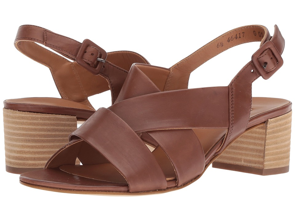 Paul Green - Reese Sandal (Nougat Leather) Womens Sandals