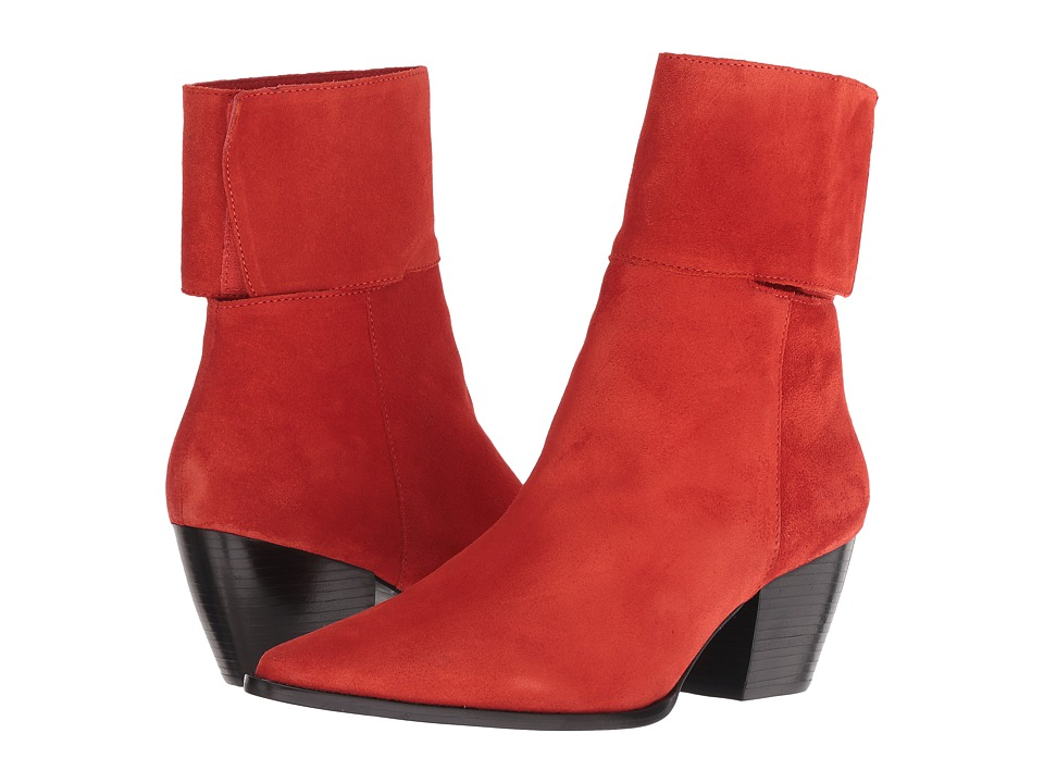 Matisse Good Company Boot (Red Suede)