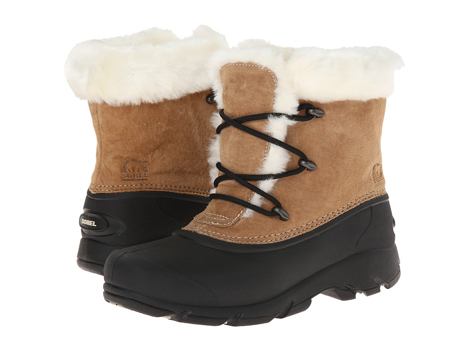 Sorel Snow Angeltm Lace (Rootbeer) Women's Boots