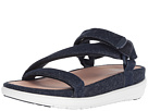 FitFlop Loosh Luxetm Z-Strap Denim Sandals