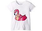 shade critters Magic Two-Way Sequins Flamingo T-Shirt (Toddler/Little Kids/Big Kids)