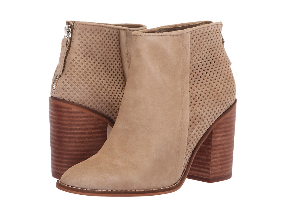 Steve Madden Replay Bootie (Taupe)