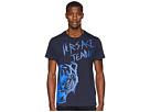 Versace Jeans Tiger Logo Short Sleeve T-Shirt