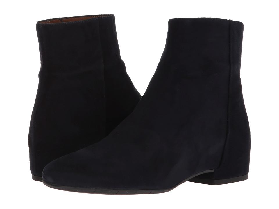 Aquatalia Ulyssaa (Navy) Women's Shoes