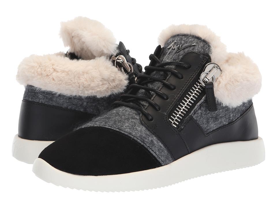 Giuseppe Zanotti RW80008 (Cam Nero) Women's Shoes