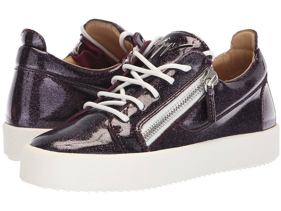 Giuseppe Zanotti RW70001 (Barlume Violet) Women's Shoes