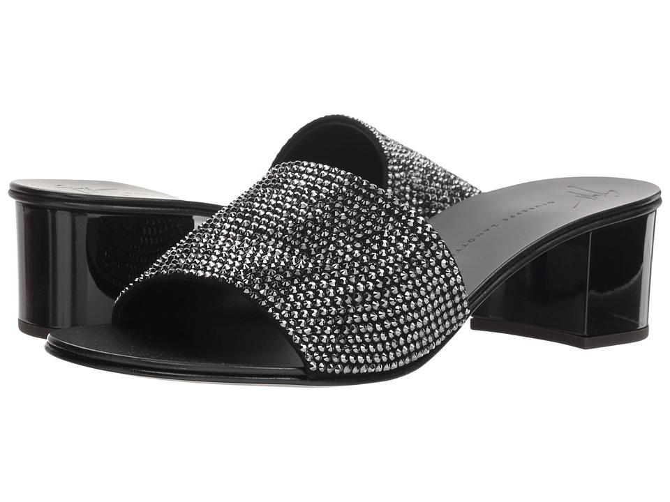 Giuseppe Zanotti E800193 (Cam Nero) Women's Shoes