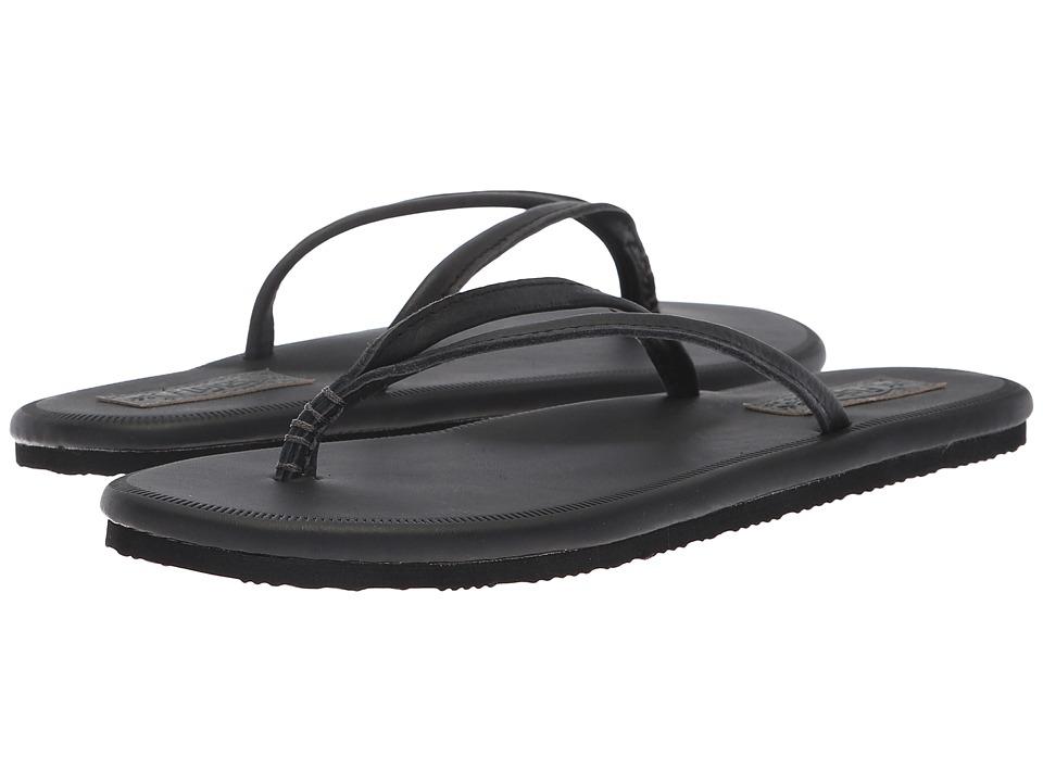 Flojos Florence (Black) Women's Shoes