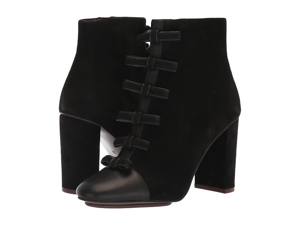 See by Chloe SB31073A (Nero Velvet Calf/Nero Suede)