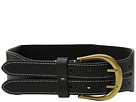 LAUREN Ralph Lauren LAUREN Ralph Lauren Cornwall Smooth PU/Stretch Belt
