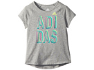 adidas Kids Goals Raglan T-Shirt (Little Kids)