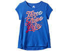 adidas Kids adidas Kids On My Game T-Shirt (Little Kids)