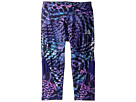 adidas Kids adidas Kids Practice Printed Capri Tights (Little Kids)