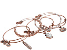 Alex and Ani Crystal Infusion Protect Set of 5