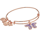 Alex and Ani Charity By Design Butterfly Bangle