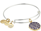 Alex and Ani Harry Potter It's Our Choices Bangle Two-Tone