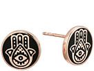 Alex and Ani Hamsa Post Earrings - Precious Metal