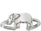 Alex and Ani Elephant Adjustable Ring - Precious Metal