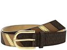 MICHAEL Michael Kors 32mm Fashion Signature Color Block Belt