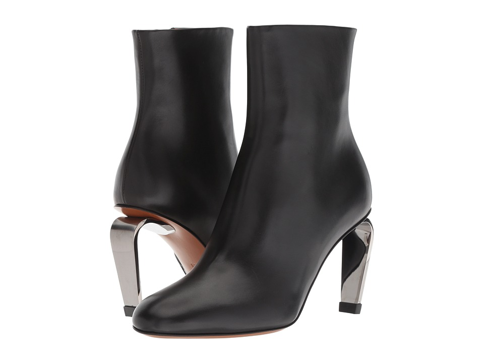Clergerie Maria (Black Leather Calf)