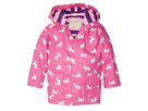 Hatley Kids Color Changing Unicorn Silhouettes Raincoat (Toddler/Little Kids/Big Kids)