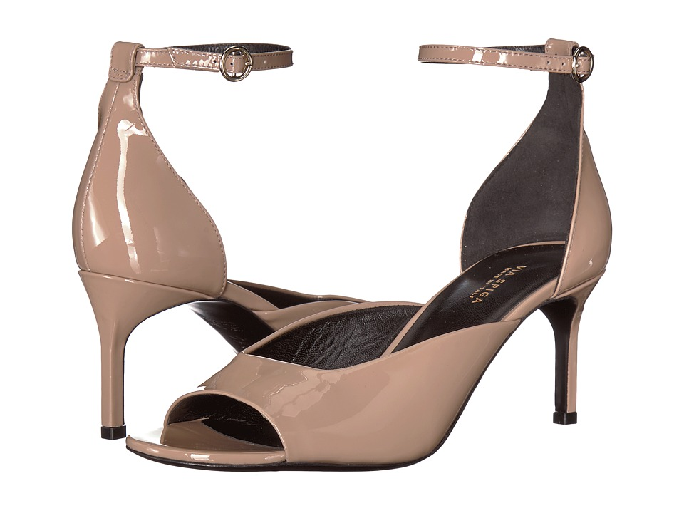 Via Spiga Jennie (Nude Patent) Women's Shoes