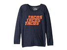 Chaser Kids Soft Tri-Blend Taco Tee (Little Kids/Big Kids)