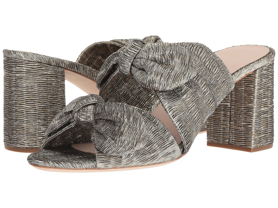 Loeffler Randall Adele (Pewter) Women's Shoes