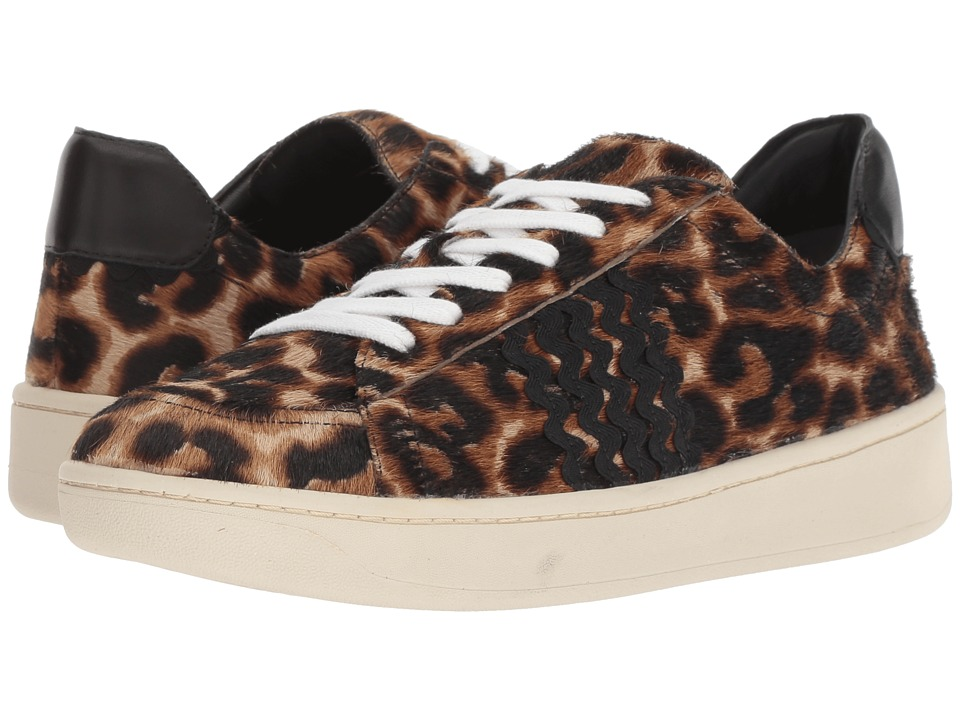 Loeffler Randall Elliot (Light Leopard) Women's Shoes