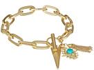 Rebecca Minkoff Perfect Chain Navajo Charm Bracelet