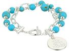 LAUREN Ralph Lauren Turquoise 7.75 Toggle Bracelet
