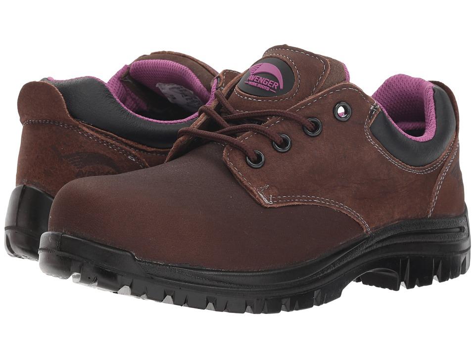 Avenger A7164 (Brown) Women's Work Boots