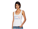 Amuse Society Welcome To California Tank Top