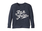 Chaser Kids Extra Soft Love Knit Rock-N-Roller Pullover (Toddler/Little Kids)