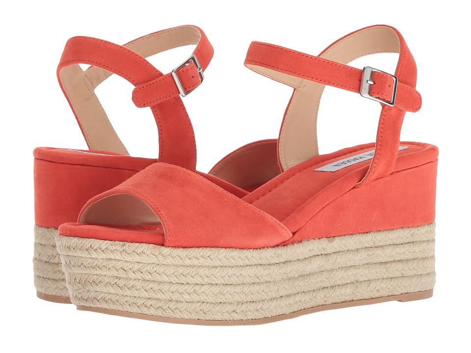 Steve Madden Kianna (Coral) Women's Shoes