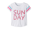 Chaser Kids Super Soft Vintage Jersey Sunday Tee (Toddler/Little Kids)