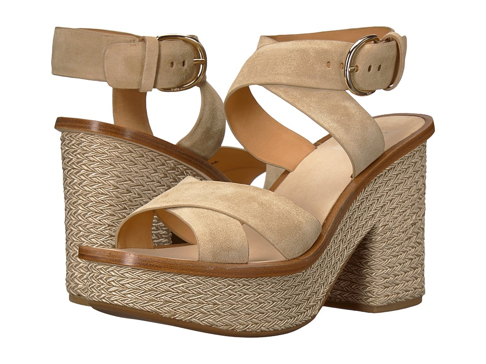 Joie Tanglee (Sand Calf Suede) Women's Shoes