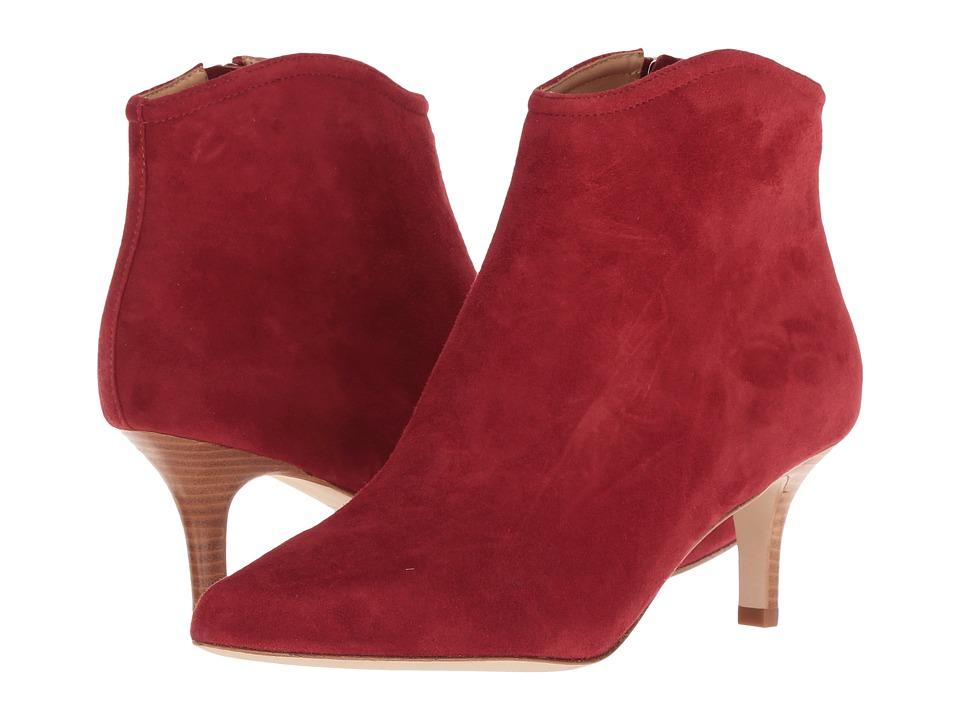 Joie Ralean (Currant Kid Suede) Women's Shoes