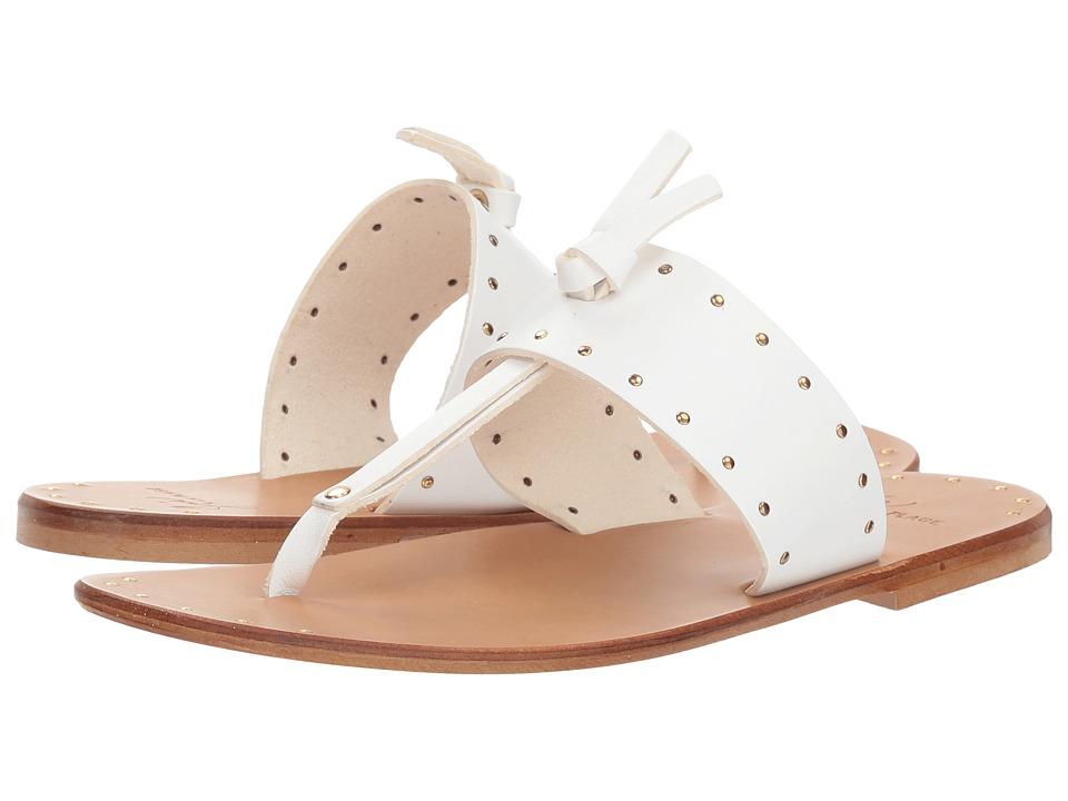 Joie Baeli Stud (White Vacchetta) Women's Shoes