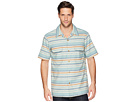 Pendleton Pendleton Short Sleeve Striped Board Shirt