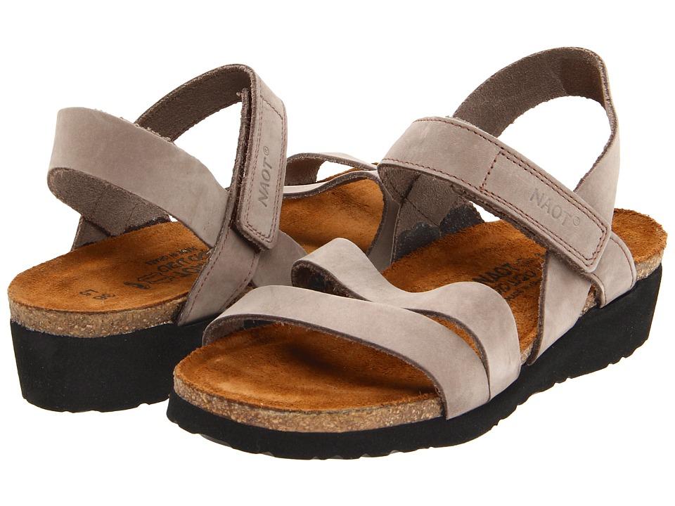 Naot Footwear Kayla (Clay Nubuck) Women